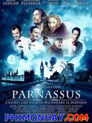 Đánh Cược Với Quỷ The Imaginarium Of Doctor Parnassus.Diễn Viên: Christopher Plummer,Lily Cole,Heath Ledger,Katie Lyons,Richard Shanks
