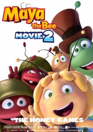 Chú Ong Maya 2: Cuộc Chiến Ong Mật Maya The Bee: The Honey Games.Diễn Viên: Coco Jack Gillies,Benson Jack Anthony,Richard Roxburgh