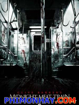 Chuyến Tàu Đêm Đẫm Máu The Midnight Meat Train.Diễn Viên: Vinnie Jones,Bradley Cooper,Leslie Bibb