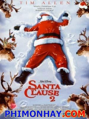 Ông Già Tuyết The Santa Clause.Diễn Viên: Tim Allen,Judge Reinhold,Wendy Crewson