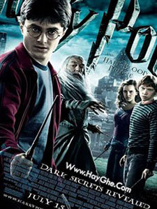 Harry Potter Và Hoàng Tử Lai - Harry Potter And The Half-Blood Prince Việt Sub (2009)