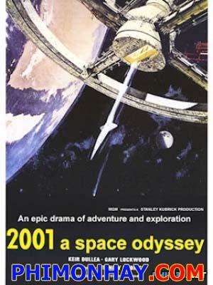Chuyến Du Hành Không Gian - 2001 A Space Odyssey