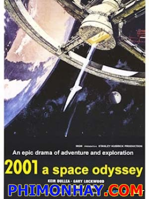 Chuyến Du Hành Không Gian 2001 A Space Odyssey.Diễn Viên: Keir Dullea,Gary Lockwood,William Sylvester,Daniel Richter