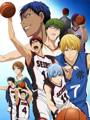 Kuroko No Basket Season 1 Koroko Tuyển Thủ Vô Hình Phần 1.Diễn Viên: Kevin Spacey,Gabriel Byrne,Chazz Palminteri