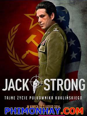 Đặc Vụ Jack Jack Strong.Diễn Viên: Marcin Dorocinski,Maja Ostaszewska,Patrick Wilson