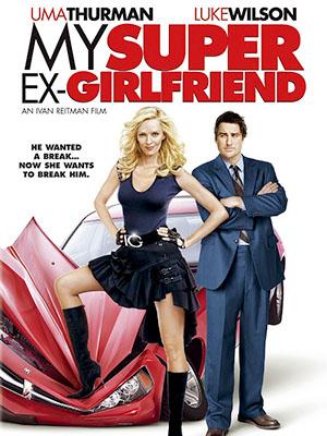Yêu Nhầm Siêu Nhân My Super Ex Girlfriend.Diễn Viên: Uma Thurmanrainn Wilson,Eddie Izzard,Stelio Savante,Mike Iorio