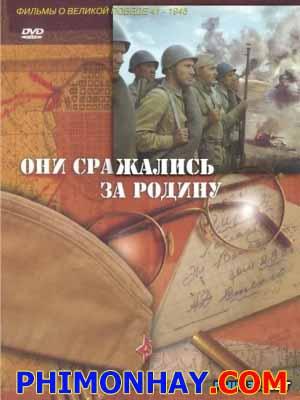 Họ Đã Chiến Đấu Vì Tổ Quốc 1 They Fought For Their Country 1.Diễn Viên: Sergey Borchuk