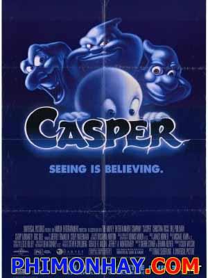 Con Ma Tốt Bụng Casper.Diễn Viên: Bill Pullman,Christina Ricci,Cathy Moriarty