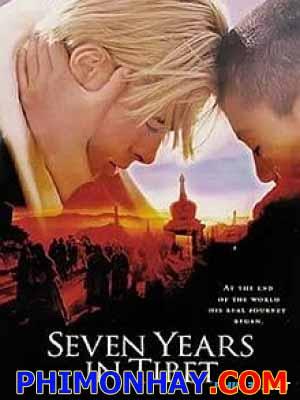 Bảy Năm Ở Tây Tạng - Seven Years In Tibet Việt Sub (1997)