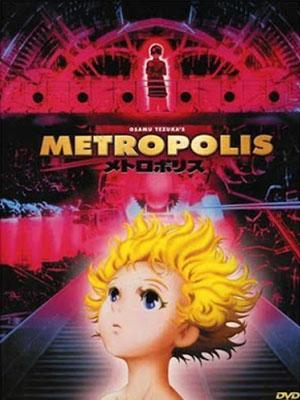 Thành Phố Kiểu Mẫu Metropolis.Diễn Viên: Ming Na,Alec Baldwin,Ving Rhames,Steve Buscemi