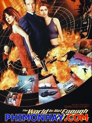 007: Thế Giới Không Đủ - 007: The World Is Not Enough