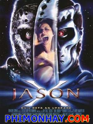 Sát Nhân Đông Lạnh - Sát Thủ Không Gian: Jason X