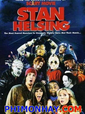 Lễ Hội Ma Quỷ Stan Helsing.Diễn Viên: Bo Ze