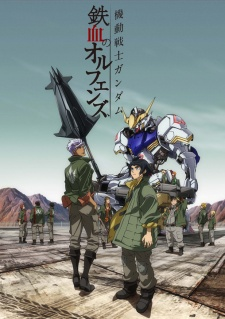 Mobile Suit Gundam: Iron-Blooded Orphans Kidou Senshi Gundam: Tekketsu No Orphans.Diễn Viên: Keir Dullea,Gary Lockwood,William Sylvester,Daniel Richter