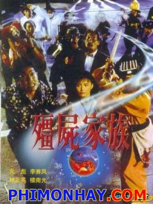 Thiên Sư Bắt Ma 2: Cương Thi Gia Tộc - Mr Vampire 2