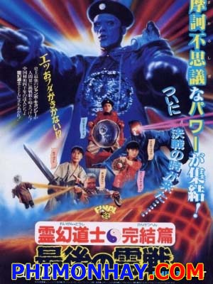 Thiên Sứ Bắt Ma 4: Cương Thi Thúc Thúc Mr Vampire 4.Diễn Viên: Ching Ying Lam,Siu Hou Chin,Ricky Hui