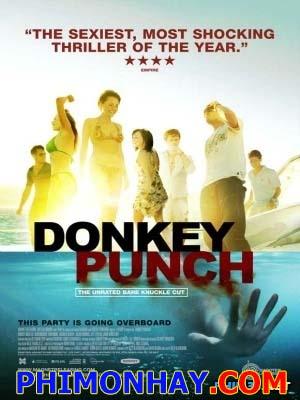 Khu Vui Chơi Trên Biển Donkey Punch.Diễn Viên: Sian Breckin,Nichola Burley,Jaime Winstone
