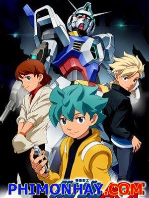 Chiến Đấu - Kidou Senshi Gundam Age Việt Sub (2012)