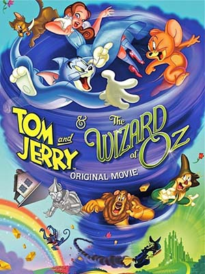 Tom And Jerry And The Wizard Of Oz Tom Và Jerry: Phù Thủy Xứ Oz.Diễn Viên: Chase Agulhas,Michael Copon,Randy Couture