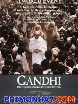 Tâm Hồn Vĩ Đại - Gandhi