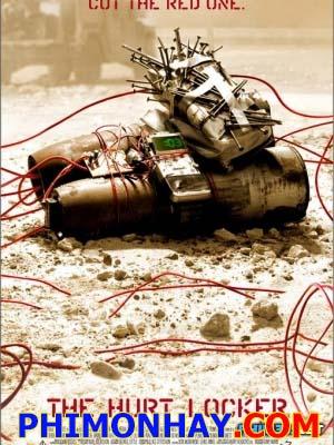 Chiến Dịch Sói Sa Mạc The Hurt Locker.Diễn Viên: Jeremy Renner,Anthony Mackie,Brian Geraghty