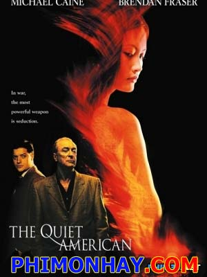 Gã Người Mỹ Trầm Lặng The Quiet American.Diễn Viên: Michael Cainedo Thi Hai Yen