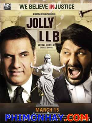 Luật Sư Jolly Jolly Llb.Diễn Viên: Mohaharsh Chhaya,Vibha Chhibber
