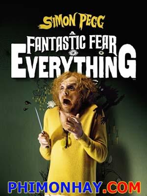 Ảo Giác Ma Quái A Fantastic Fear Of Everything.Diễn Viên: Simon Pegg,Alan Drake,Kiran Shah