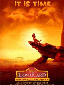 Vệ Sĩ Sư Tử: Tiếng Gầm Trở Lại The Lion Guard: Return Of The Roar.Diễn Viên: Jeff Bennett,Beau Black,Dusan Brown,Max Charles