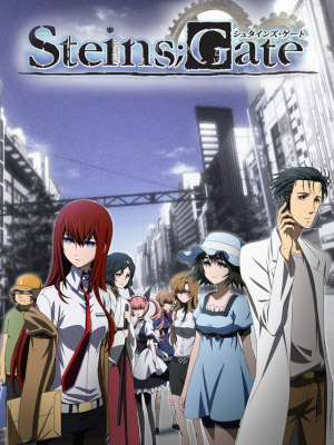 Steins Gate シュタインズ ゲート.Diễn Viên: Frontier Works,Media Factory,Movic,At,X,White Fox,Kadokawa Pictures Japan,Mages