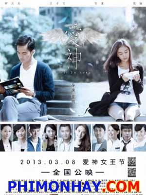Thần Tình Yêu Fall In Love.Diễn Viên: Chung Hán Lương,Vương Tử Văn