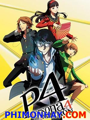 Persona 4 The Animation No One Is Alone.Diễn Viên: Bryan Larkin,Iván Kamarás,Michael Mckell