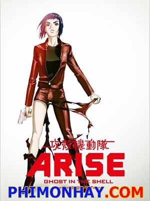 Ghost In The Shell Arise Border 3: Ghost Tears.Diễn Viên: Maaya Sakamoto