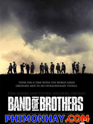 Biệt Kích Dù - Band Of Brothers