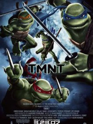 Ninja Rùa: Tmnt Teenage Mutant Ninja Turtles.Diễn Viên: Nolan North,Mako,Chris Evans