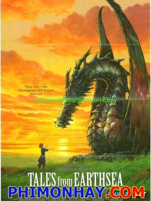 Truyền Thuyết Về Rồng - Tales From Earthsea Việt Sub (2006)