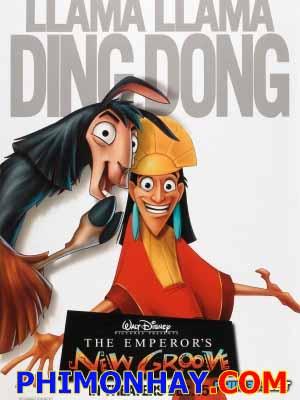 Hoàng Đế Lạc Đà 1 The Emperors New Groove 1.Diễn Viên: Mark Dil