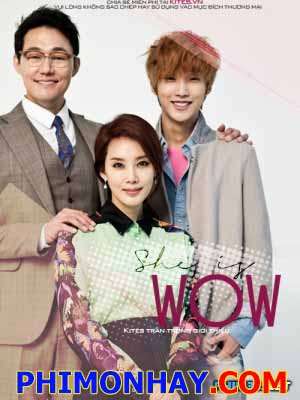 She Is Wow - Woowahan Nyeo Việt Sub (2013)