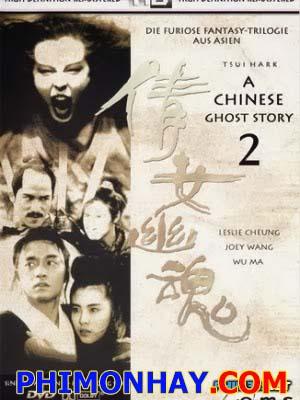 Thiện Nữ U Hồn 2 A Chinese Ghost Story 2.Diễn Viên: Leslie Cheung,Joey Wang,Michelle Reis