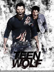Người Sói Nổi Loạn Phần 3 - Teen Wolf Season 3