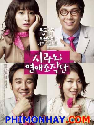 Trung Tâm Mai Mối Cyrano Agency.Diễn Viên: Tae Woong Eom,Min Jung Lee,Daniel Choi