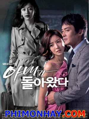 Tình Xưa Nghĩa Cũ Wife Returns.Diễn Viên: Kang Sung Yun,Lee Yoo Ri,Lee Yoon Jung,Jo Min Ki,Kim Moo Yul