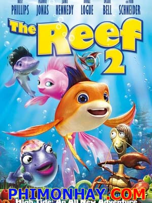 Cuộc Phiêu Lưu Của Nemo 3 Reef 2 High Tide.Diễn Viên: Drake Bell,Andy Dick,Fran Drescher