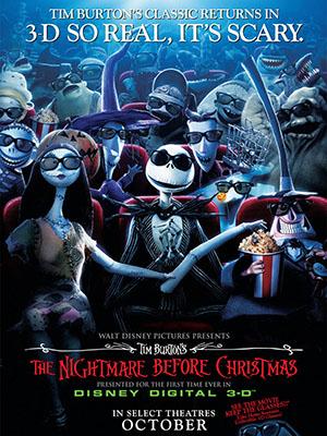 The Nightmare Before Christmas Đêm Kinh Hoàng Trước Giáng Sinh.Diễn Viên: Francia Raisa,Mike The Miz