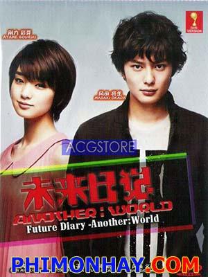 Future Diary - Mirai Nikki Live Action