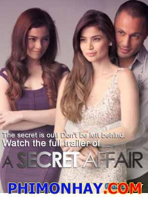 Bí Mật Tình Yêu A Secret Affair.Diễn Viên: Anne Curtisnn