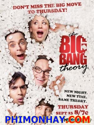 Vụ Nổ Lớn Phần 5 - The Big Bang Theory Season 5