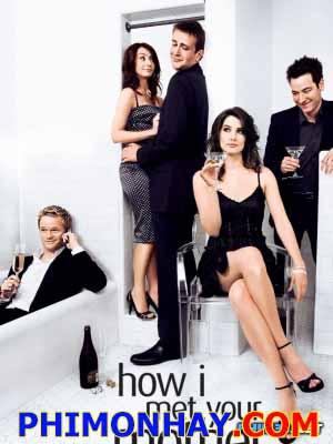 Chuyện Tình Được Thuật Lại 8 How I Met Your Mother 8.Diễn Viên: Josh Radnor,Jason Segel,Cobie Smulders