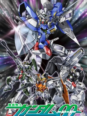 Mobile Suit Gundam 00 機動戦士ガンダム00.Diễn Viên: Mark Acheson,Michael Adamthwaite And Steve Blum