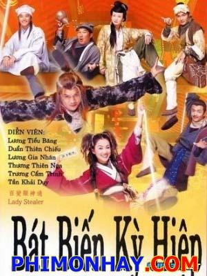 Bách Biến Hồ Ly - The Lady Stealer Việt Sub (2003)